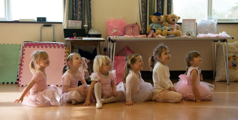 babyballet dance classes in Bournemouth and Poole