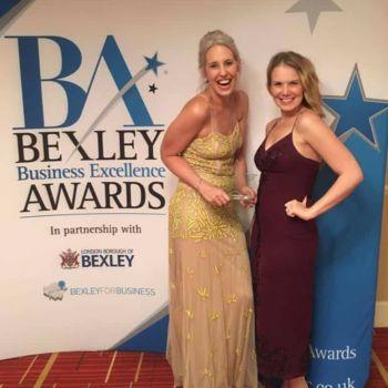 Bexley Awards 2017 Logo Winner