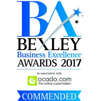Bexley Awards 2017 Logo Commended