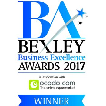 Bexley Awards 2017 Logo Winner