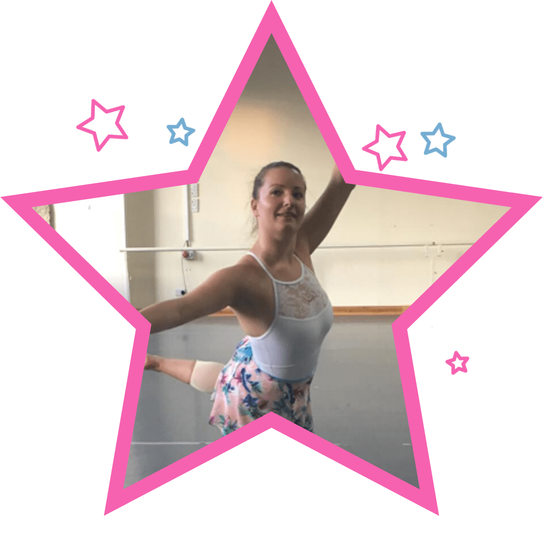 Miss Becky - babyballet Halifax