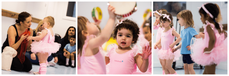 babyballet dance classes