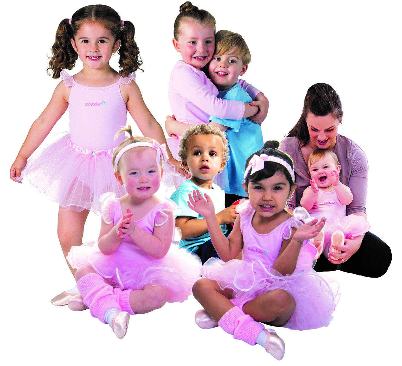 babyballet dance classes where boys and girls love to dance