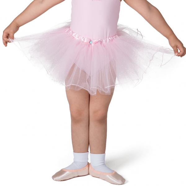 Lara Skirt babyballet childrens dance costume tutu skirt ZOOM