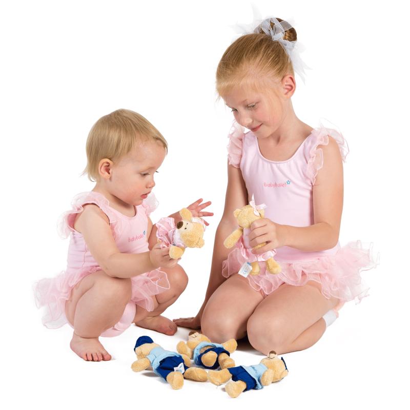 babyballet bear mini