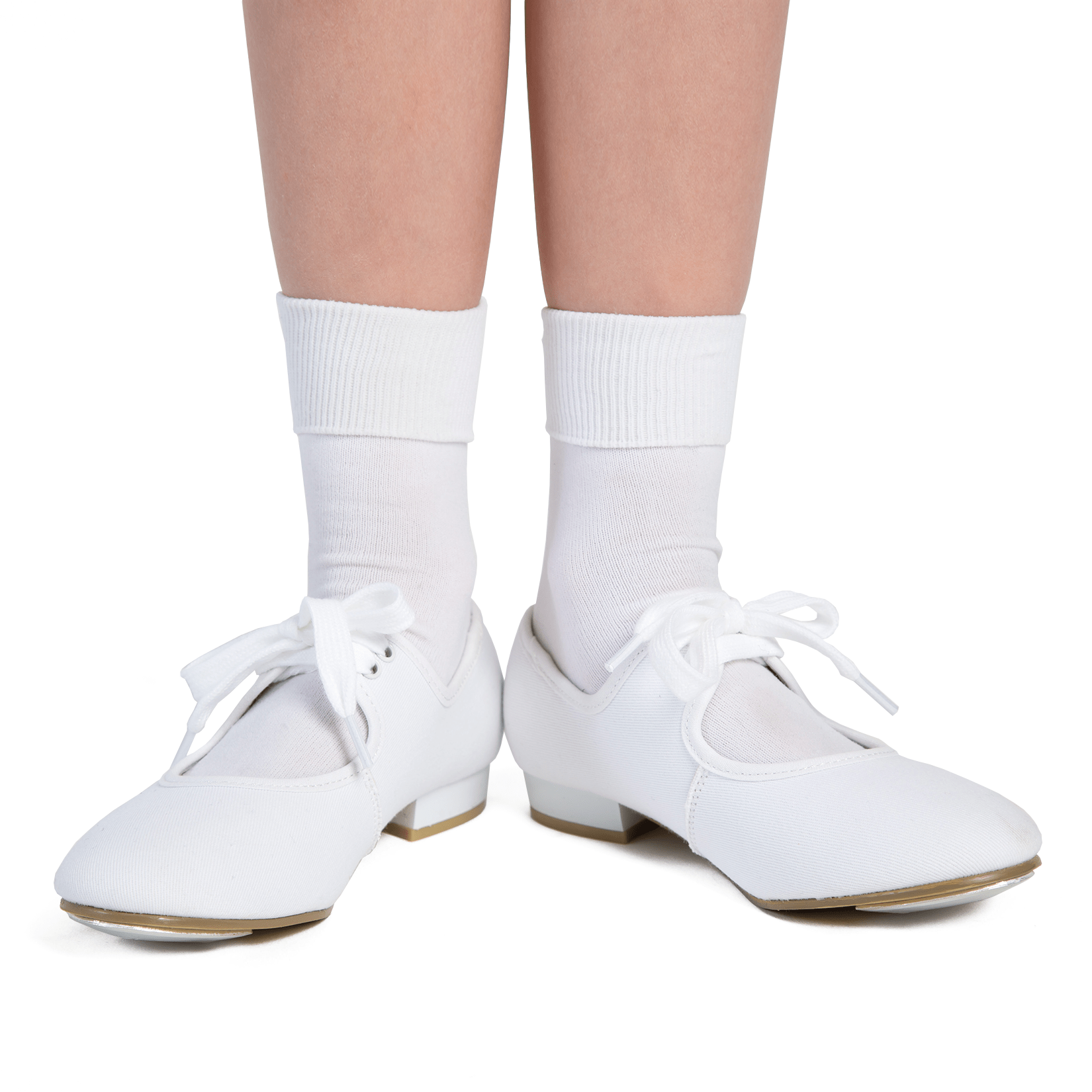 white canvas tap shoes 187 babyballet