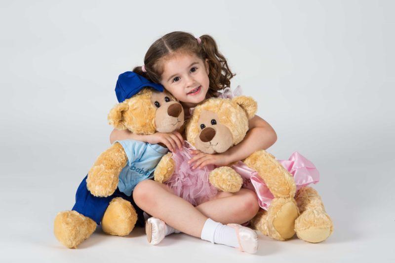 Baby Ballet teddy bears