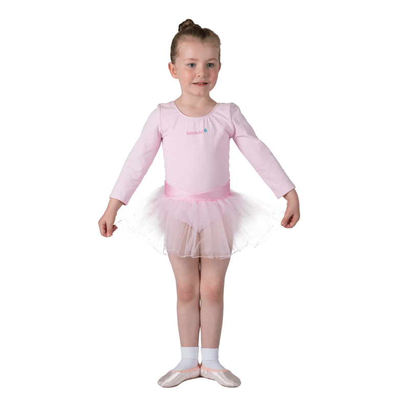 Claudia Tutu baby ballet dance tutu for kids ballet classes (1)
