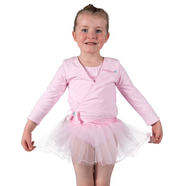 Dolly Cardigan cotton ballet cardigan for dance class