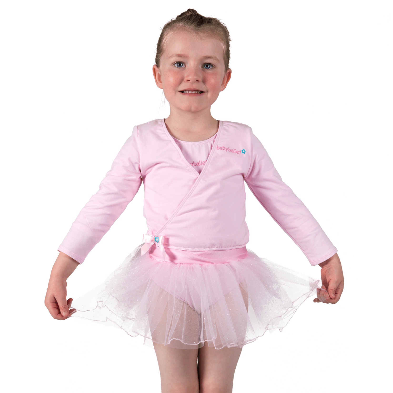 ade2aa032 Dolly Cardigan cotton ballet cardigan for dance class