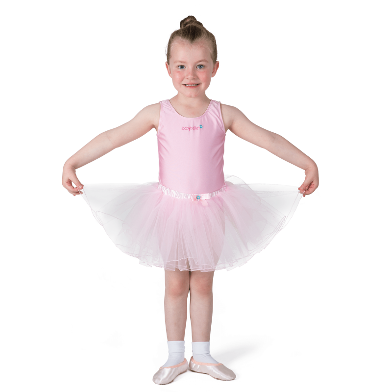 Sophie Dancing Leotard for babyballet class