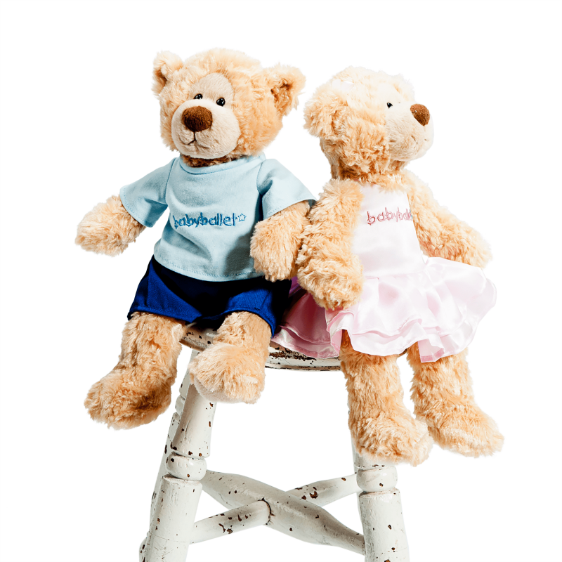 Twinkle bear Teddy-Bear babyballet bears soft toys for children