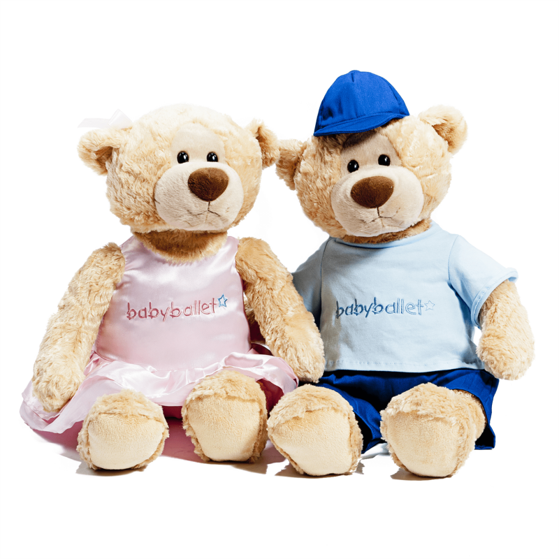 Twinkle and Teddy Bear large babyballet