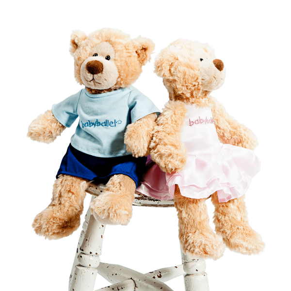 Twinkle Bear and Teddy Bear