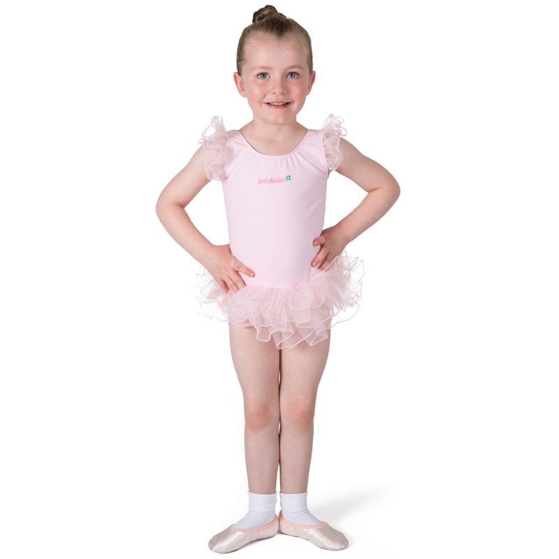 baby ballet twinkle tutu entry level tutu my first tutu (3)
