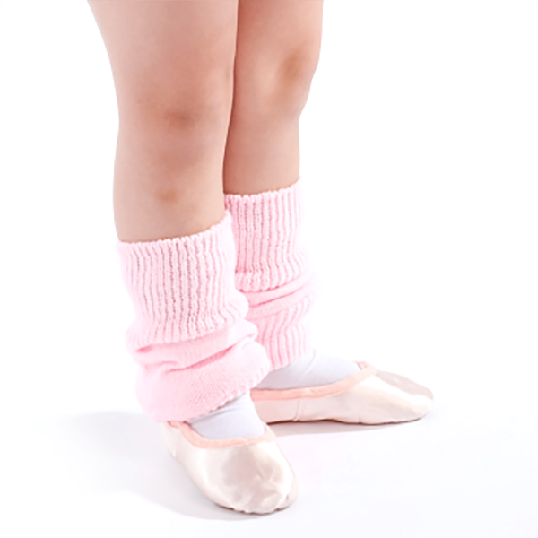 pink ankle warmers