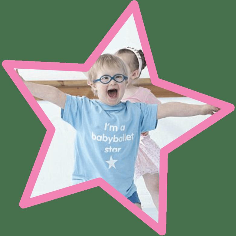 Archie babyballet star