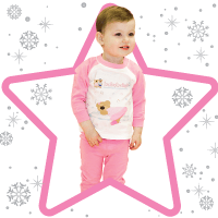 The tradition of new pyjamas on Christmas Eve is something we love at babyballet. With the favourite babyballet character Twinkle the babyballet bear displayed on the front. Available for little boys and girls to sleep in cosy for the perfect christmas gift.Babyballet, babyballet boys, babyballet dancewear, babyballet outfits, babyballet pyjamas, ballet pyjamas, gifting, little boys pyjamas, little girls pyjamas, Christmas, Christmas Present, Christmas Pyjamas, Christmas Gift Idea, Babyballet Accessories, Sleepwear, Children's Sleepwear, Children's pyjamas, Kids pyjamas