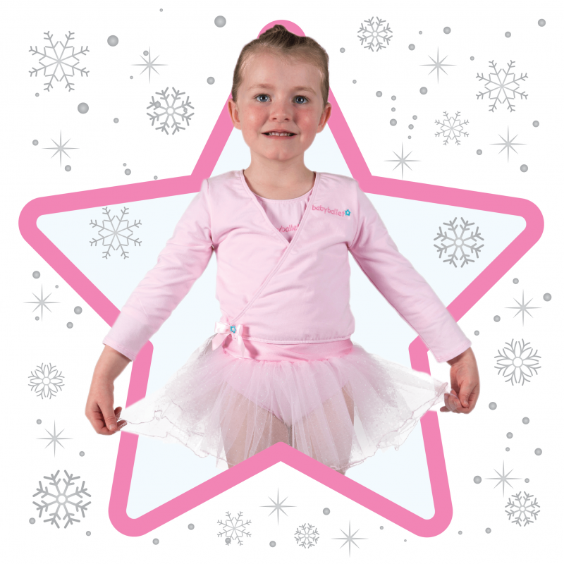 Dolly cardigan for baby ballet dance classes for boys and girls making the best of friends for life Christmas Product babyballet (5)
