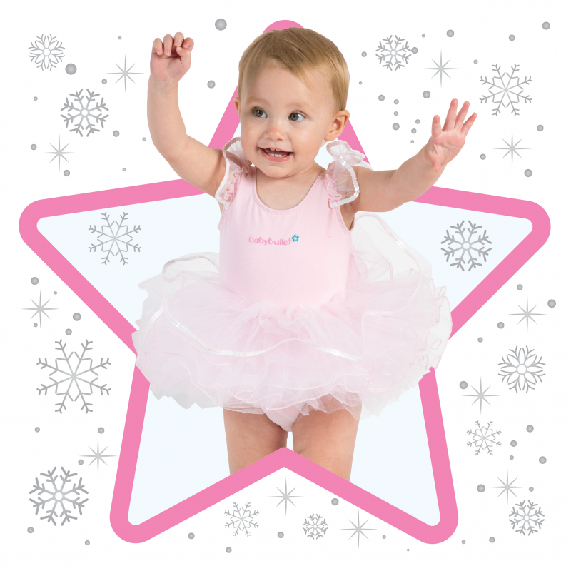 Christmas Product babyballet Flutterstar bestseller babyballet tutu with fairy wings beautiful fancy dress ballerina dance outfit (Ariella)