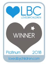 Loved by children best baby class 2018