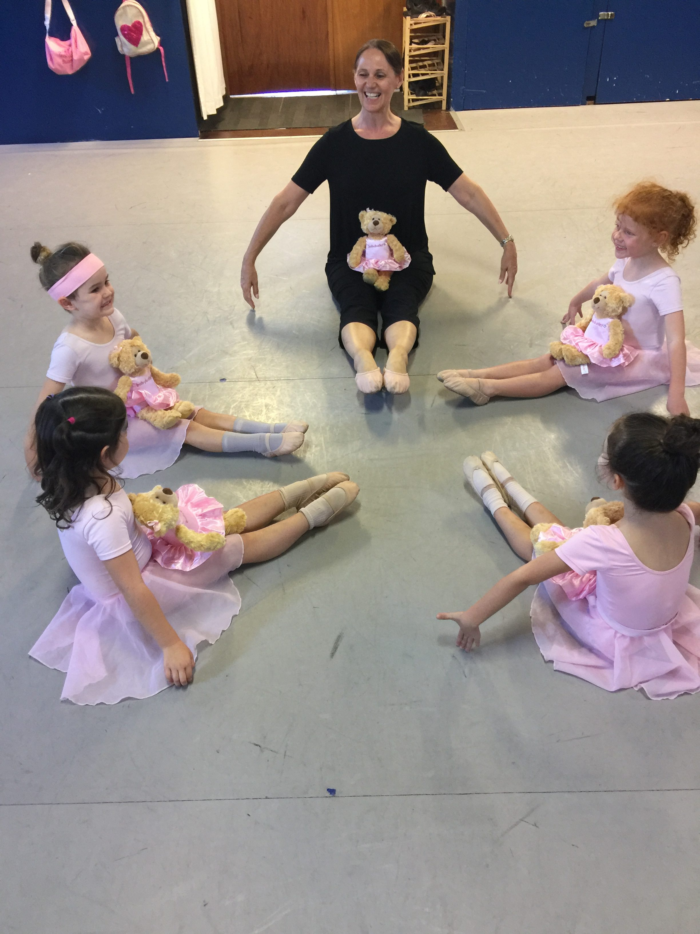 Heather Evans Pittwater Dance Academy babyballet Australia Licensee