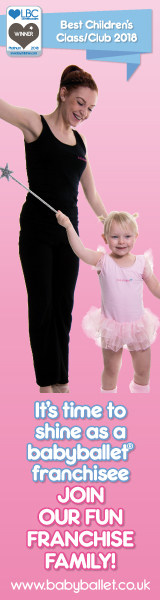 babyballet Franchise opportunity flexible working career for dance teachers