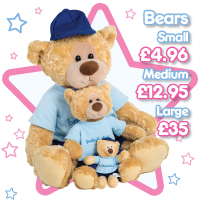 babyballet bears