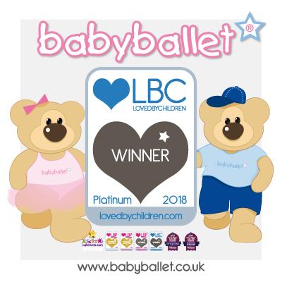 Loved by Children Platinum Award Winners 2018 Best baby / toddler class