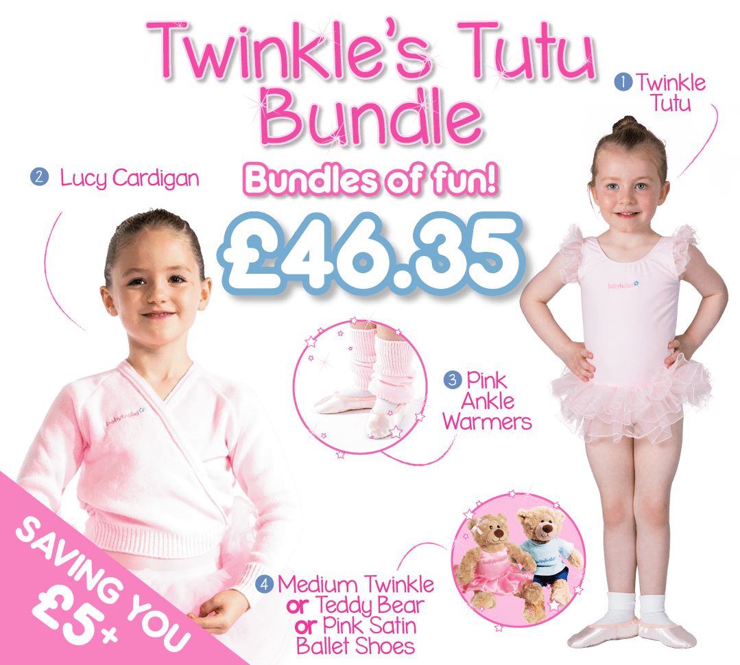d879b045f3616f Twinkles Tutu Bundle gifting bundle the perfect dancwear uniform pack for  girls at babyballet. Tutu