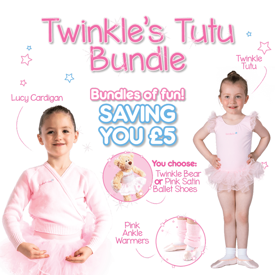 543165926ecb0e Twinkle's uniform bundle dancewear at babyballet for girls from 6 months to  6 years Twinkle dance tutu skirt ballet shoes ballet wrap cardigan