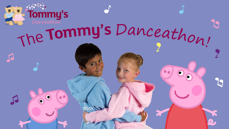 The Tommys Danceathon at babyballet 2018