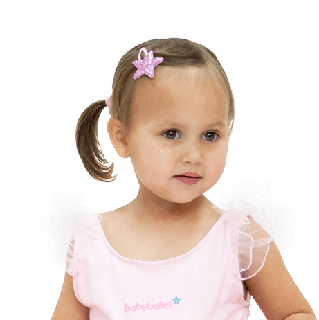 Hair Accessories from babyballet