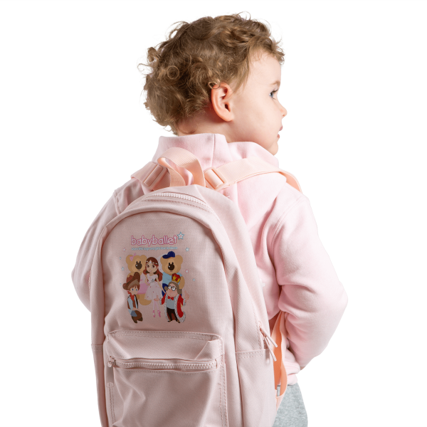 babyballet Character Pink Backpack, the perfect gift for Christmas for little boys and girls to carry their dance uniform to and from class. baby dance outfits baby dance outfits, baby pink dancewear baby pink dancewear, babyballet babyballet, babyballet boys babyballet boys, babyballet character bag babyballet character bag, babyballet dancewear babyballet dancewear, babyballet outfits babyballet outfits, ballet backpack ballet backpack, ballet bag ballet bag, ballet outfits ballet outfits, ballet uniform ballet uniform, blue ballet backpack blue ballet backpack, boys dance bag boys dance bag, childrens rucksack childrens rucksack, childrens backpack childrens backpack, cute ballet bag cute ballet bag, dance back pack dance back pack, gifting gifting, girls dance bag girls dance bag, little boys back pack little boys back pack, little girls back pack little girls back pack, little girls dancewear little girls dancewear, pink ballet rucksack pink ballet rucksack, pink ballet tights pink ballet tights, ballet ruck sack ballet ruck sack