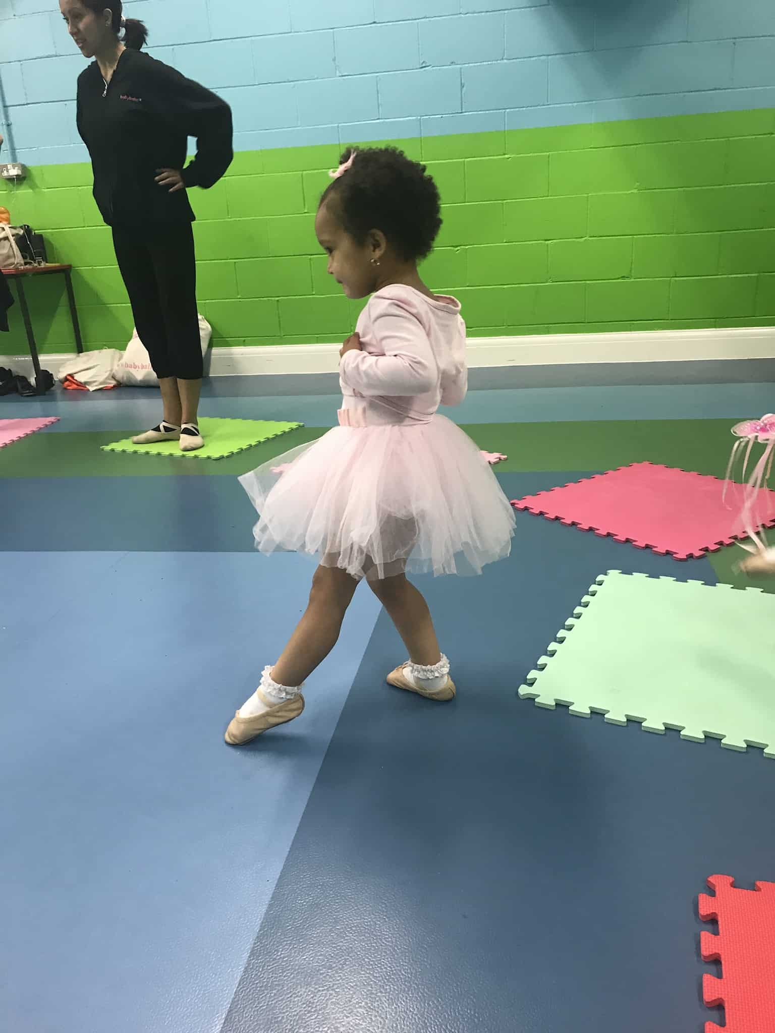 blog about babyballet journey babyballet mummy and little star