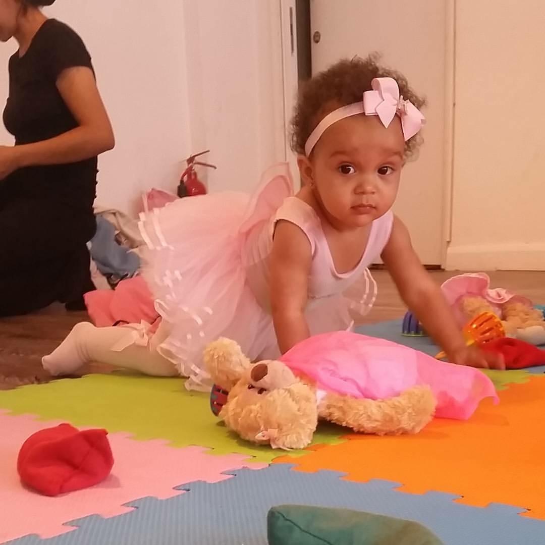 blog about babyballet journey babyballet mummy and little star