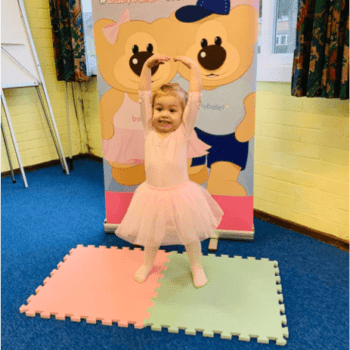 babyballet Crawley East