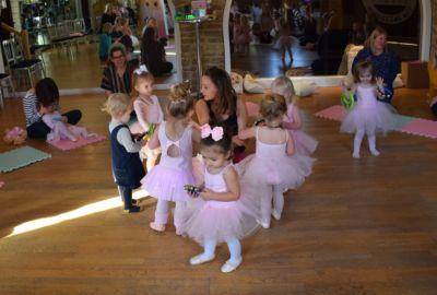 babyballet dance classes, parties, uniform & franchising