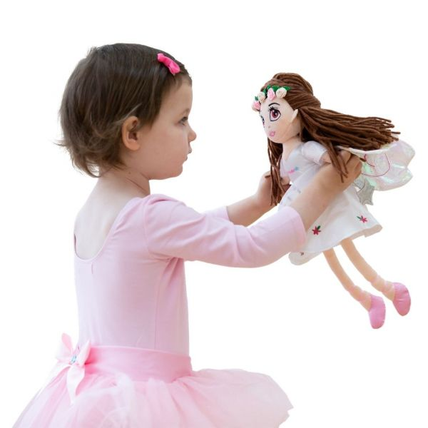 Fairy Doll from babyballet soft toy for children ragdoll