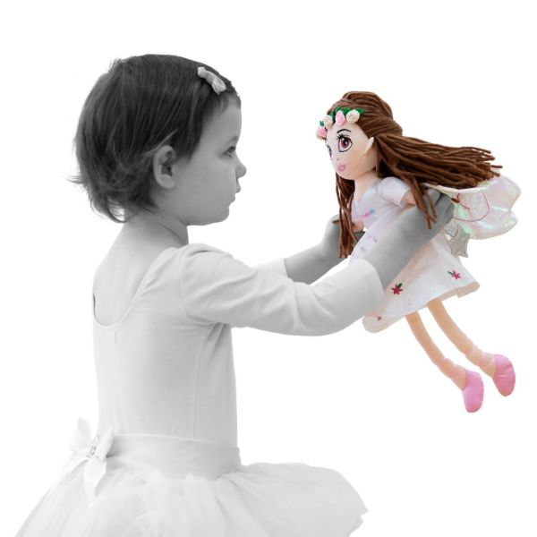 Fairy Doll from babyballet soft toy for children to play ragdoll
