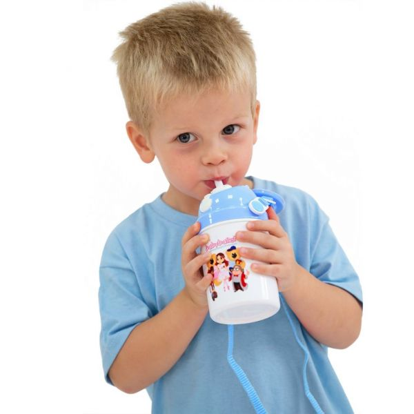 babyballet Child's Drinking Flask Blue 2