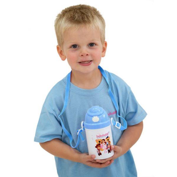 babyballet Child's Drinking Flask Blue 1