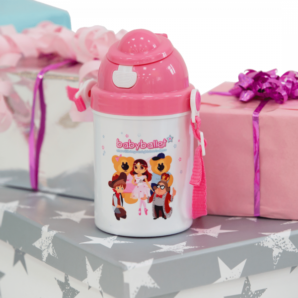 babyballet Child's Drinking Flask FEATURED IMAGE