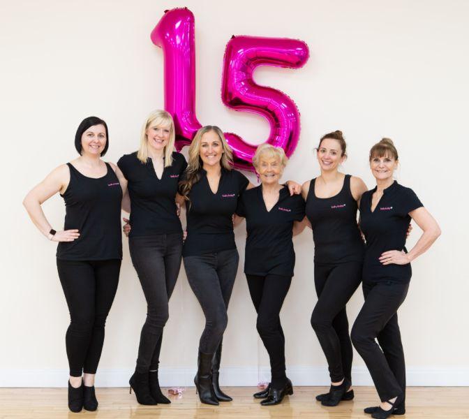 babyballet Head Office Team 15 years