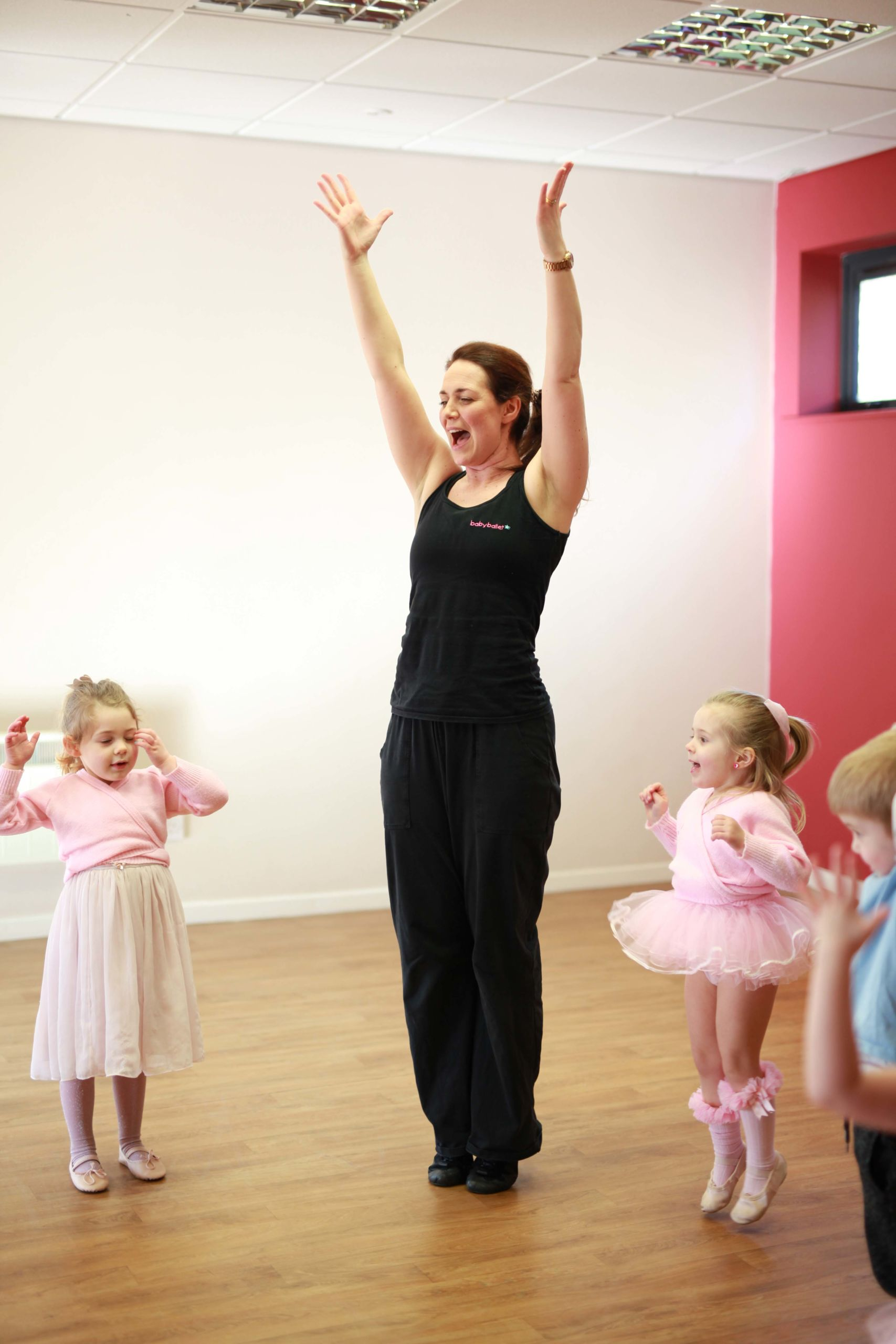 Dancing classes at babyballet Southport, Formby and Crosby