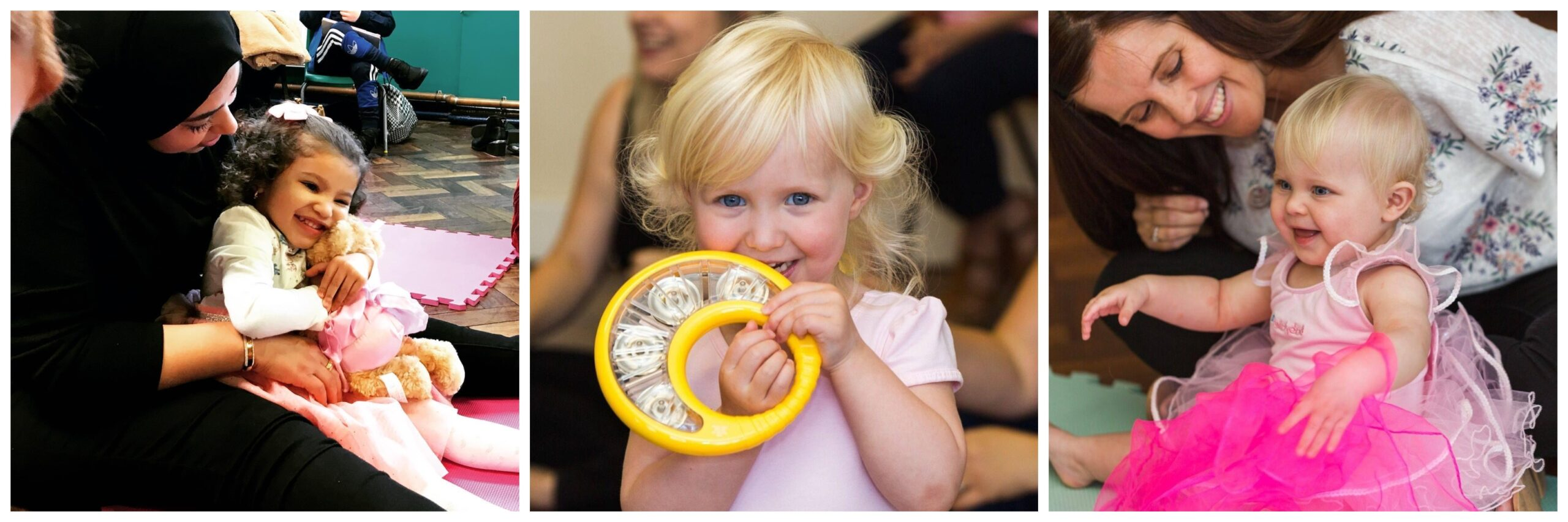 babyballet classes in Cardiff