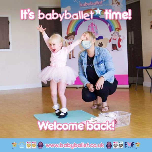 Back to babyballet