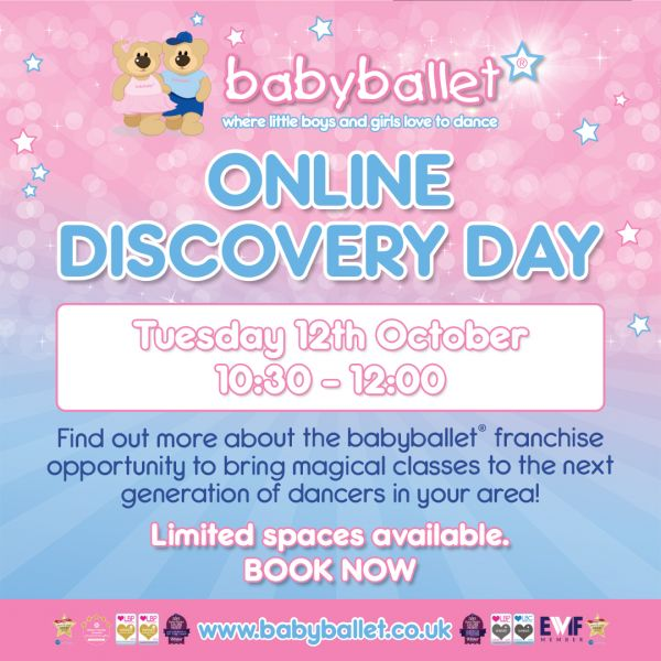 October 2021 Discovery Day